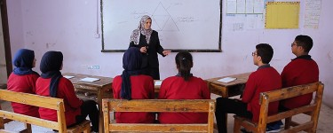 Bringing the Associates Program to all  Egyptian teachers